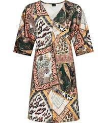 tunikaklänning med knytband