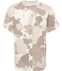 maharishi dusk camo baseball shirt 6511