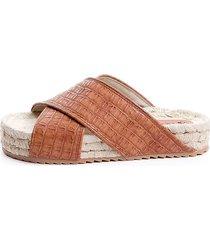 sandalia  suela rosevelt shoes