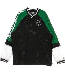 casacca nba colour block long sleeve t-shirt boscel