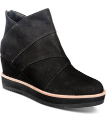 eileen fisher clapton wedge booties women's shoes