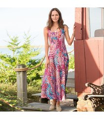 shore bird maxi dress