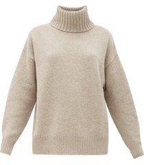 no. 20 oversize xtra stretch-cashmere sweater