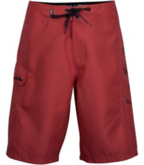 salt life men's stealth bomberz aqua shorts