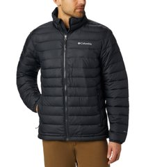 columbia men's big & tall powder lite jacket