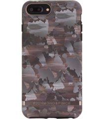 richmond & finch camouflage case for iphone 6/6s plus, 7 plus and 8 plus