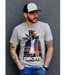 camiseta bandup far cry 5 father
