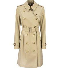 burberry kensington 2 - the mid-length kensington trench coat