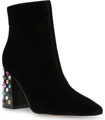 betsey johnson vita women's bootie women's shoes