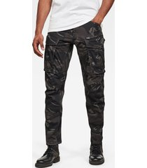 rovic zip 3d straight tapered broek