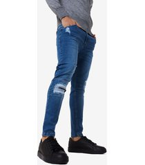 jean azul tascani skinny talin