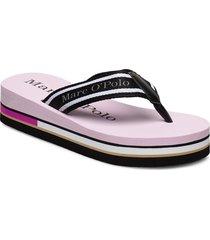 dora 1 shoes summer shoes flip flops rosa marc o'polo footwear