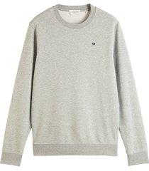 sweater basic grijs