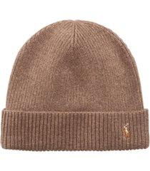 polo ralph lauren men's signature cold weather cuff hat