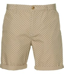 scotch & soda short - slim fit - beige