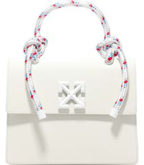 off-white handbag