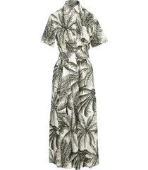 parosh fantasy longuette chemisier 3/4s dress