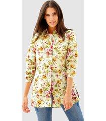 blouse laura kent lichtgeel