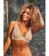 chamela 27750 - brasier realce natural-vainilla