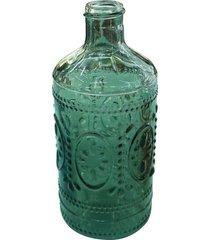 ornamento decor. de vidro mot. vaso kasa ideia - multicolorido - dafiti