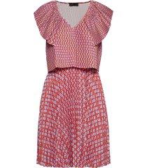 2nd zsazsa cirque korte jurk roze 2ndday