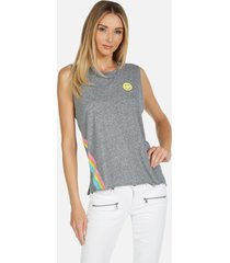 kinzington happy chains - heather grey xl