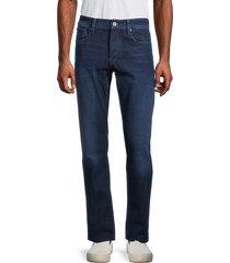 g-star raw men's 3301 straight-fit jeans - denim - size 38 34