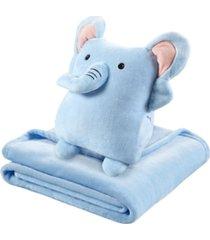 closeout! urban dreams elephant 3-in-1 hand warmer bedding