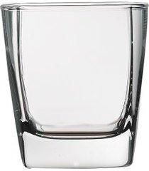 conjunto de 6 copos sterling em vidro de 300ml luminarc