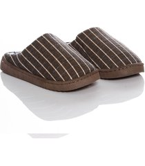 slippers warm square hombre