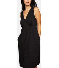 a pea in the pod maternity nursing dress