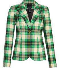 women's smythe duchess elbow patch blazer