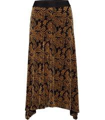 mable p knälång kjol brun tiger of sweden
