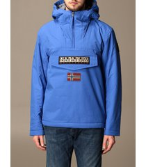 napapijri sweatshirt rainforest winter 2 anorak napapijri sports jacket
