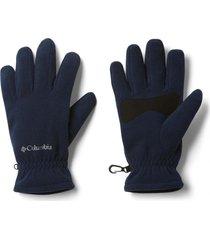 guantes fast trek azul columbia