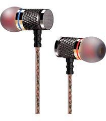 kz ed2 audifonos profesionales estereo sin microfono 3.5mm