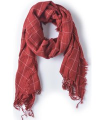 pañuelo nevada rojo ferouch