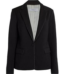 campbell single-button jacket