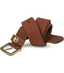 timberland 40mm logo cut-to-fit belt