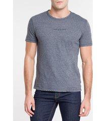 camiseta masculina básica sustainable preta calvin klein jeans - pp