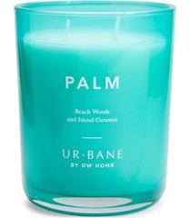 urbane bougie vacation palm scented candle