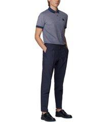 boss men's parlay 70 cotton-pique polo shirt