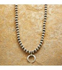diamond naja necklace