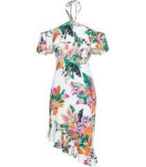 abito estivo (bianco) - bodyflirt boutique