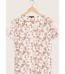 camiseta blanco-naranja patprimo