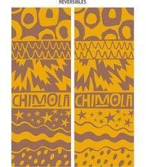 bufanda amarilla chimola big bang