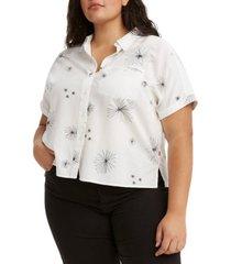 levi's trendy plus women's ariana shirt