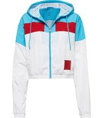 cb wind jacket outerwear sport jackets blauw calvin klein performance