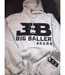 big baller brand bbb zo2 la lakers black diamond sho time pullover hoodie