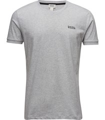 umlt-jake t-shirt t-shirts short-sleeved grå diesel men